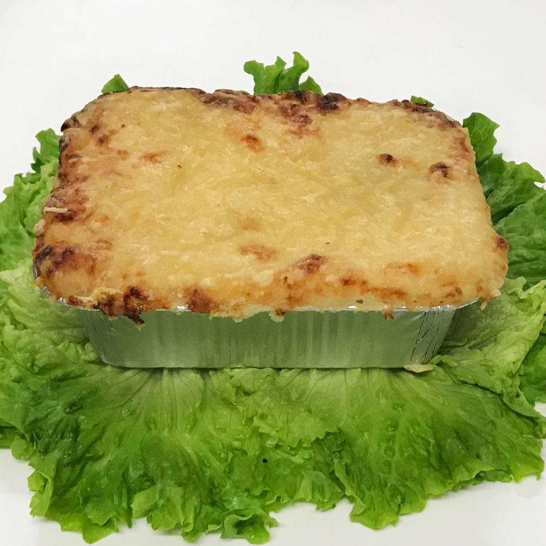 Hâchis parmentier maison plats cuisinés Ets Rambeau boucher éleveur Charente-Maritime vente en ligne viande bœuf agneau porc