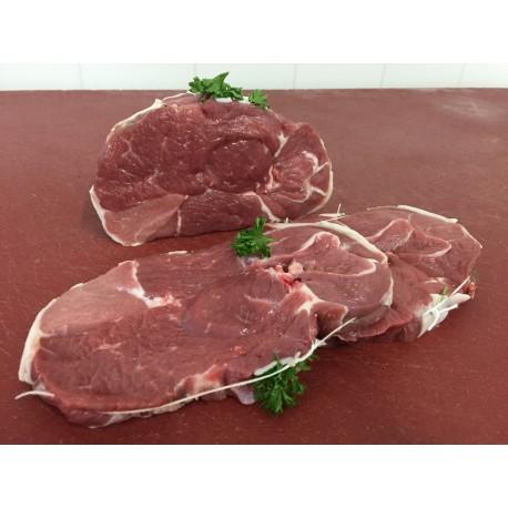 Colis d'Agneau 6kg pavé d'agneau Ets Rambeau boucher éleveur Charente-Maritime