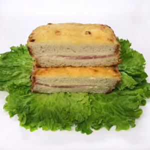 "Croque-monsieur ""maison"""