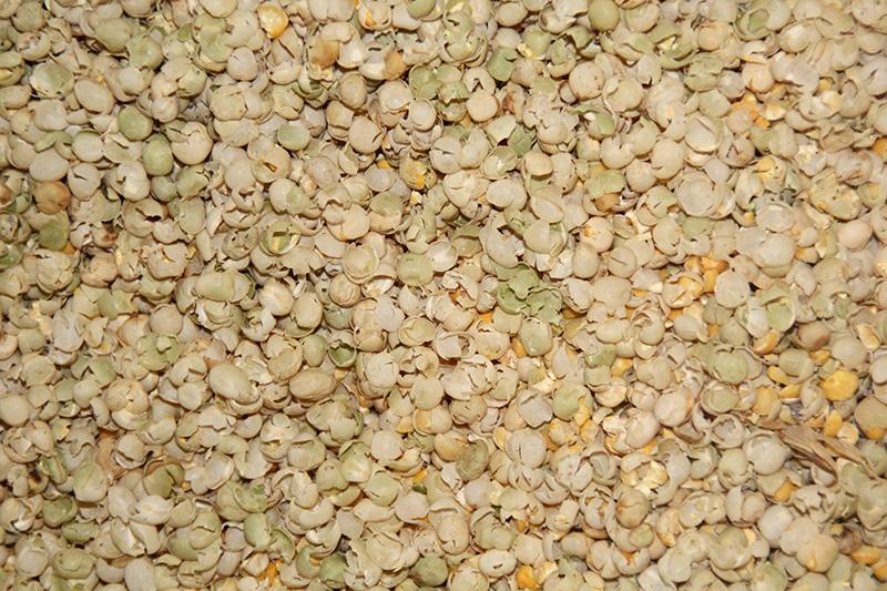 Céréales entrant dans la composition de l'alimentation